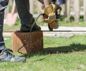 Yard Work Hacks Lawn