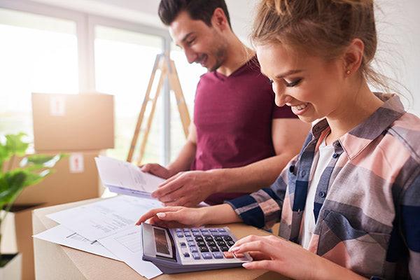 Budgeting Habits Couple