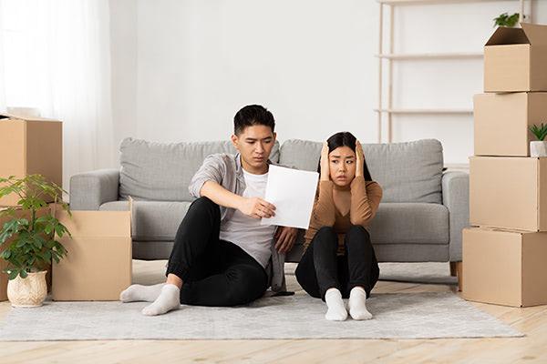 Home Student Debts Couple