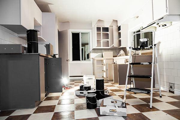 Renovation Projects Kitchen